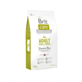 Brit Care Adult Small  -  bárány és rízs Hypoallergenic