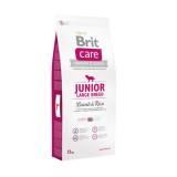 Brit Care Junior Large Breed  -  bárány és rízs Hypoallergenic