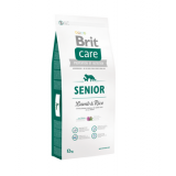 Brit Care Senior All Breed  -  bárány és rízs Hypoallergenic