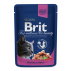 Brit Premium Cat Pouches with Salmon & Trout