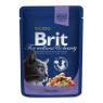 Brit Premium Cat Pouches with Cod Fish
