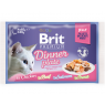 Brit Premium Cat Pouch Dinner Plate Jelly