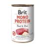 Brit Mono Protein Beef & Rice