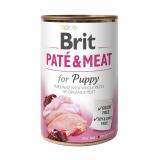 Brit Paté & Meat - Puppy