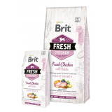 Brit Fresh Chicken with Potato Puppy Healthy Growth