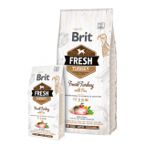 Brit Fresh Turkey with Pea Adult Fit & Slim